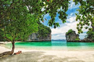 KOH HONG KRABI AND JAMES BOND ISLAND TOUR
