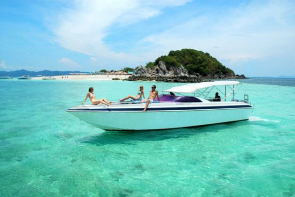 phi phi island tour from Patong