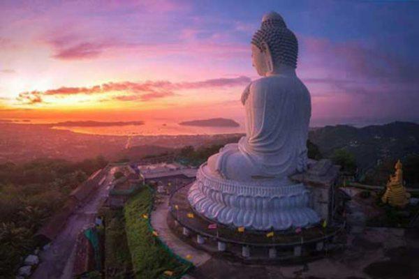 Phuket big buddha tour