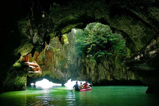 James Bond Island Big Boat Tour Phang Nga Bay Tour