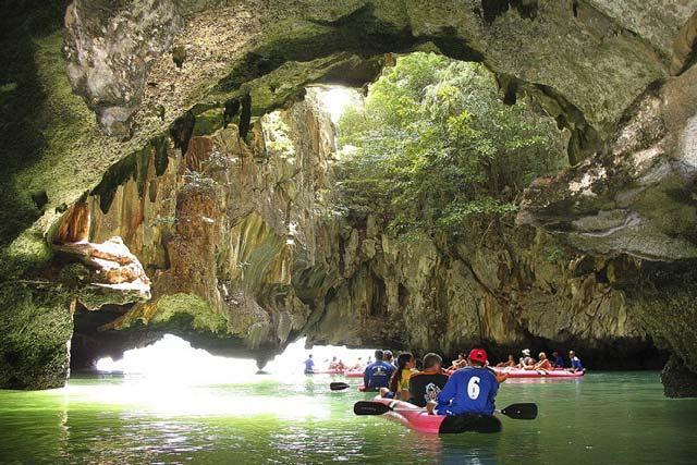 James Bond Island Tour By Speed Boat Phang Nga Bay Tour