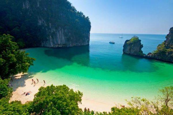 KOH HONG KRABI AND JAMES BOND ISLAND TOUR
