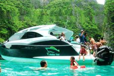 Phi Phi & Bamboo Island Premium Tour