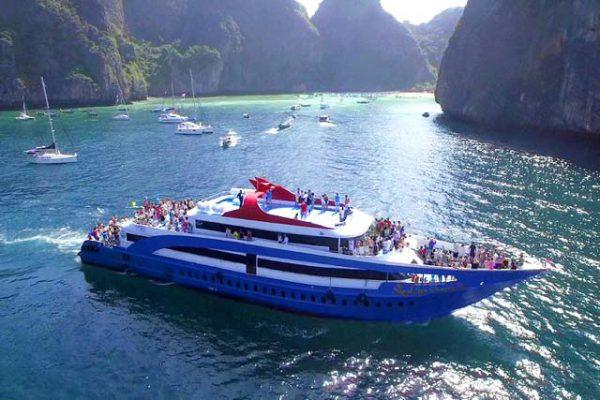 phi phi island cruise tour